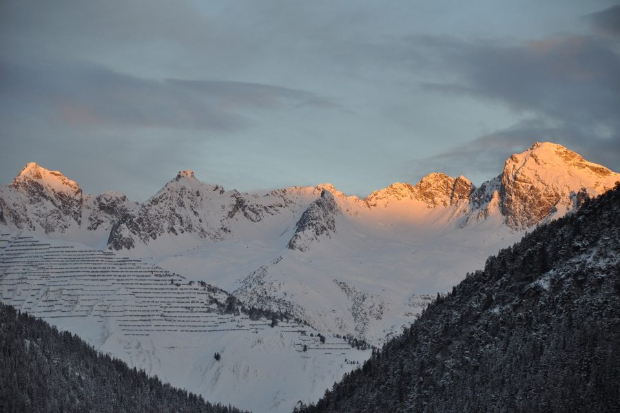 Der Berg, unsere Maxime