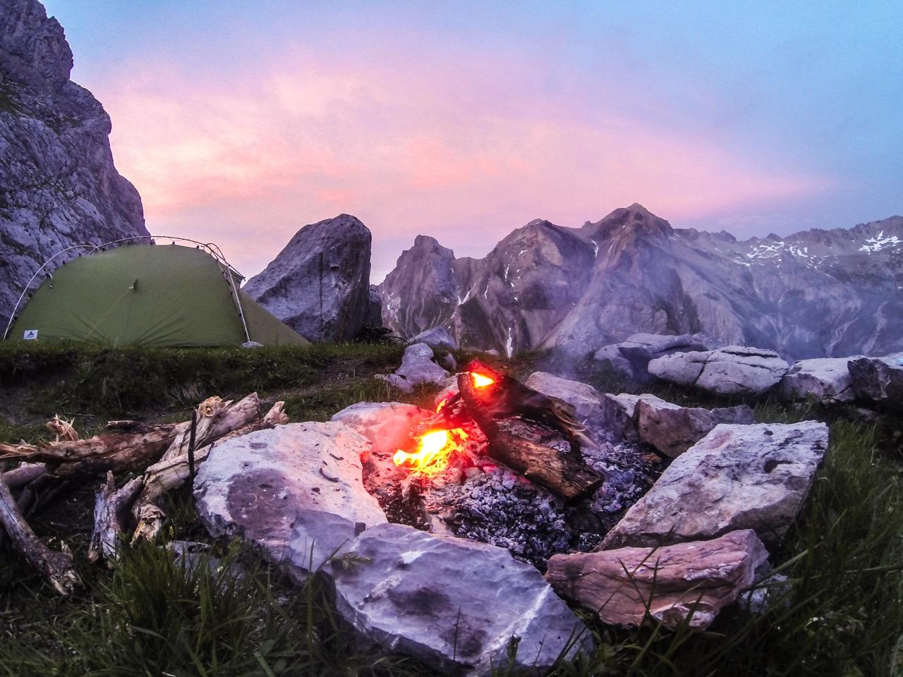Das Lagerfeuer, unser Leitbild